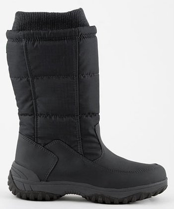Black Devon Boot - Women