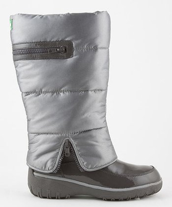 Shadow & Silver Ringer Boot