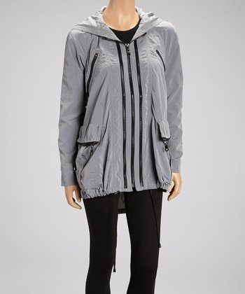 Raw Anorak Raincoat