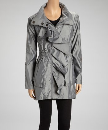 Silver Amadeus Jacket