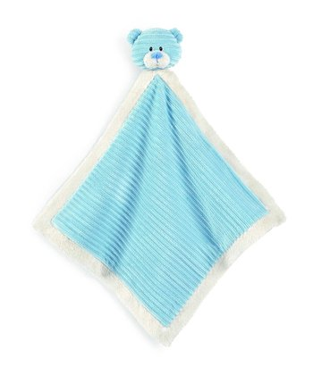 Blue Bear Pal Security Blanket
