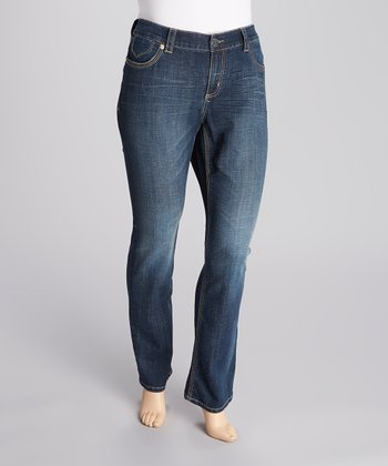 Pollock Straight-Leg Pants - Plus