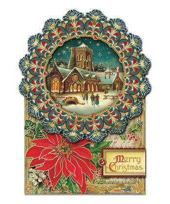 Cathedral Greeting Card - Set of 12