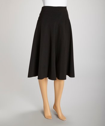 Black Skirt - Women & Plus