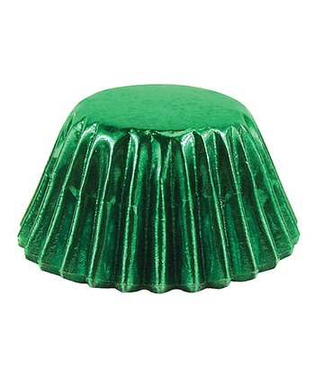 Green Cupcake Liner - Set of 60