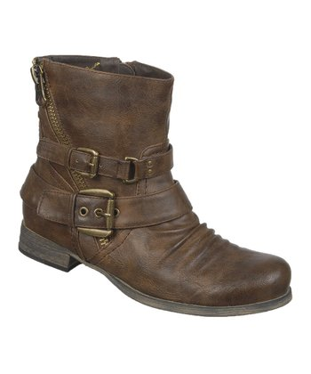 Cognac Hope Boot