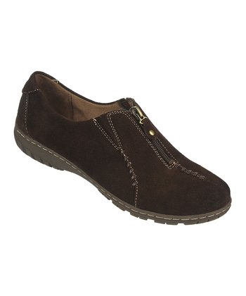 Oxford Brown Racon Shoe