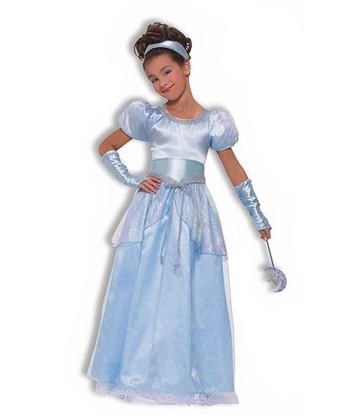 Forum Novelties Blue Princess Dress-Up Set - Girls