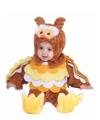 Brown Owl Dress-Up Set - Infant