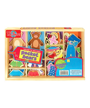 Pocket Bears Dress-Up Set