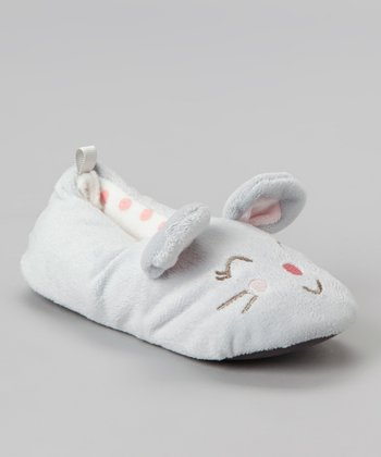 Gray Laoshu Critter Slipper