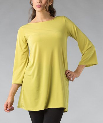 Yellow Swing Top