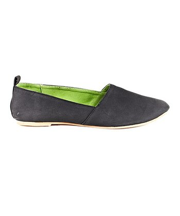 Black Tuli Flat - Women