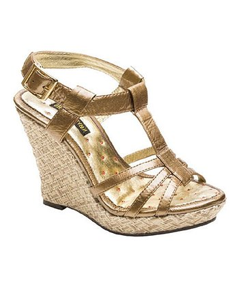 Bronze Lauren Espadrille - Women