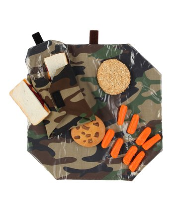 Camo Wrap & Mini Pouch