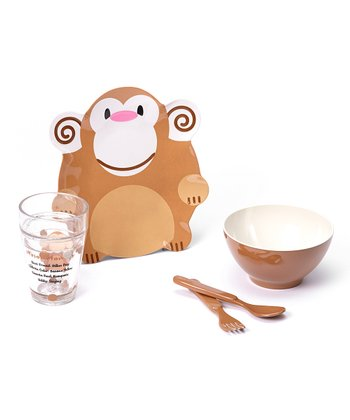 Mason Monkey Five-Piece Dining Set