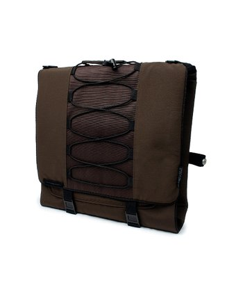 Mocha Brown Baby Traveller Deluxe