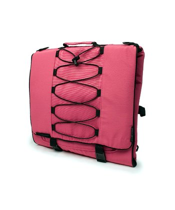 Strawberry Pink Baby Traveller Deluxe