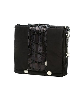Black Jacquard Star 1 Baby Traveller
