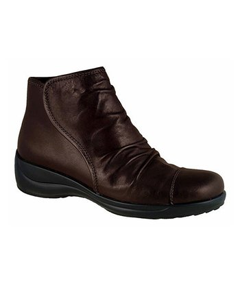 Brown Dati Ankle Boot