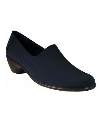 Navy Cannes Loafer
