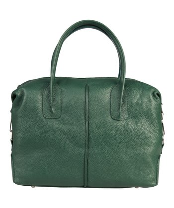 Green Alba Shoulder Bag