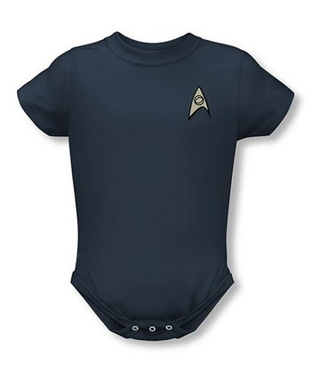 Indigo Star Trek Science Bodysuit - Infant