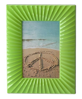 Green Cabana Metal Frame
