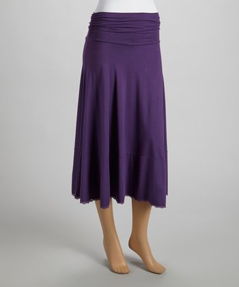 Amethyst Convertible Skirt