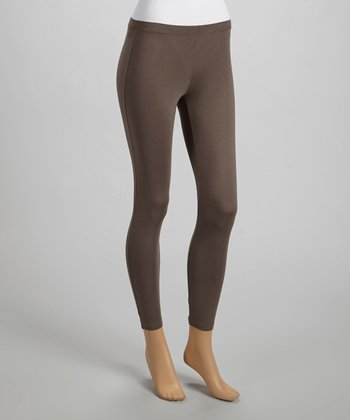 Amaretto Ankle-Length Leggings