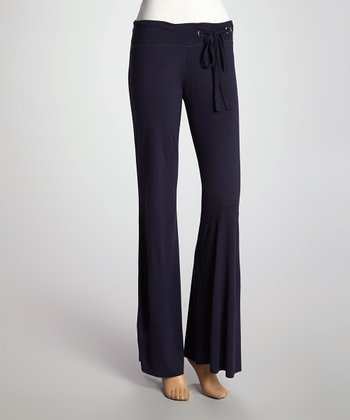 French Navy Lounge Pants