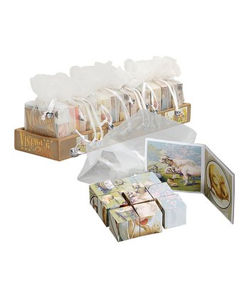 Easter Church Puzzle Set