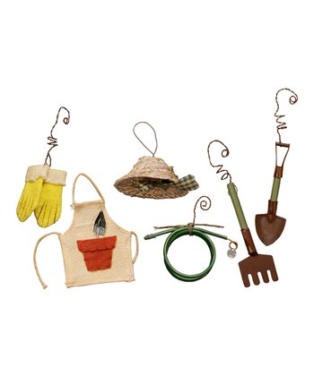 Garden Essential Ornament Set