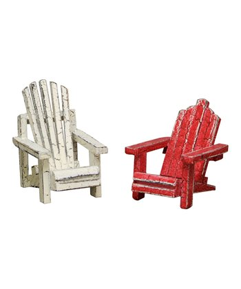 Tiny Garden Chair Set