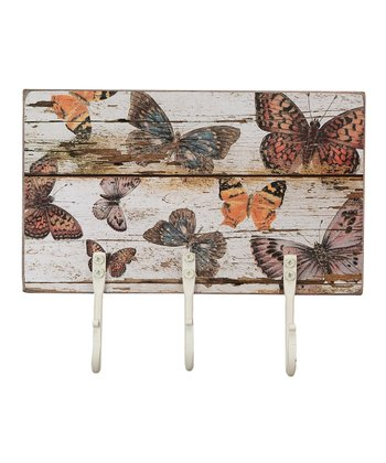 Butterflies Hook Board
