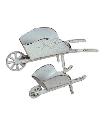 Mini Wheelbarrow Set