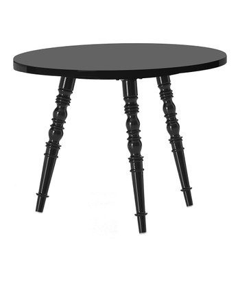 Black Catherine Table