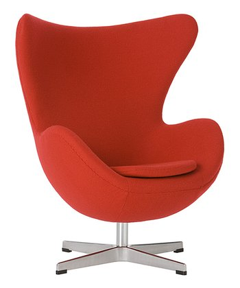 Red Yolk Chair