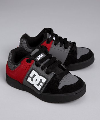 Battleship & True Red Turbo 2 Sneaker - Toddler