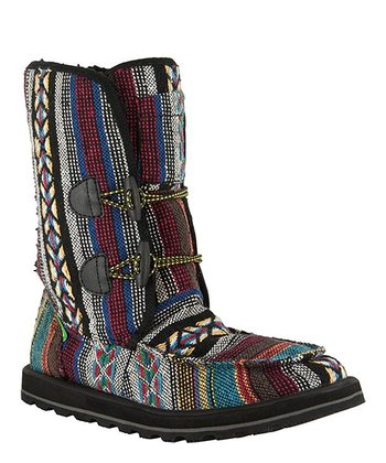 Black Flurry Boot - Women