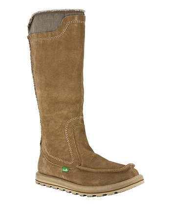 Tan Torrey Boot - Women