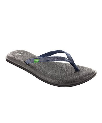 Midnight Blue Yoga Spree 2 Flip-Flop - Women