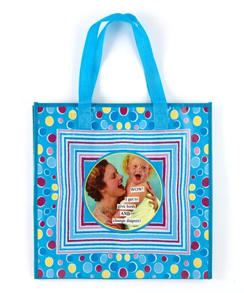 'Diapers' Reusable Shopping Bag
