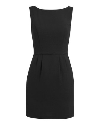 Black Nancy Dress