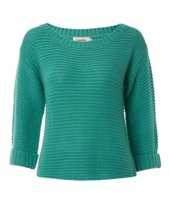 Green Reese Sweater