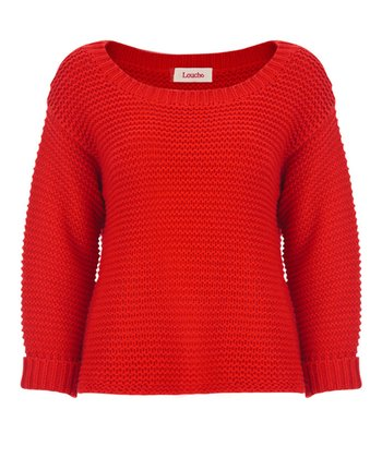 Red Reese Sweater