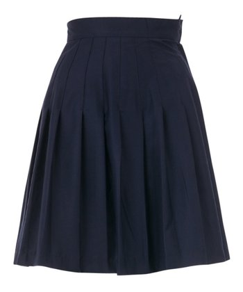 Navy Rima Skirt