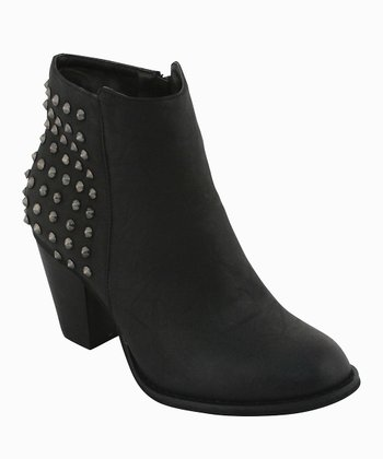 Black Kylie Ankle Boot