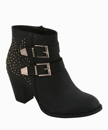 Black Julia Ankle Boot