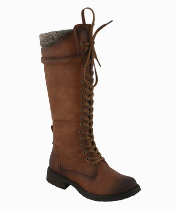 Camel Molly Boot